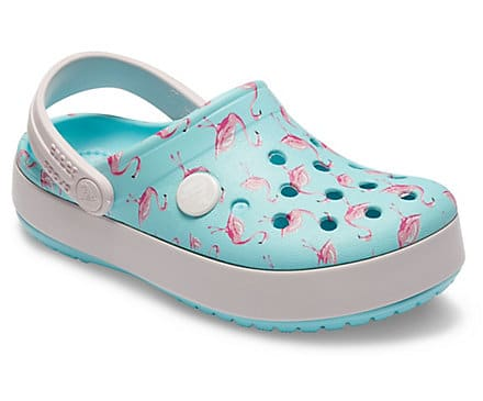 crocs multigraphic clog