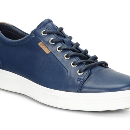 ecco navy sneakers