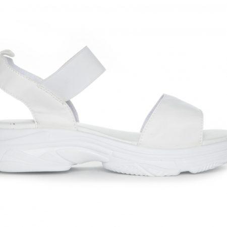 duffy sandal hvid