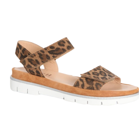Relax shoes leopard