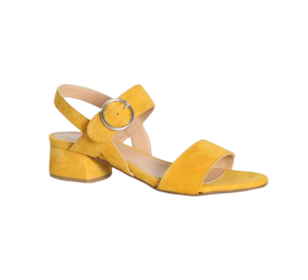 Relax shoes gule sandaler