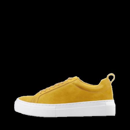 Vagabond Zoe platform gul sneakers dame damesko damesneakers