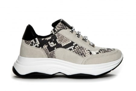 Duffy snake sneakers