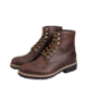 BRUCE Dk Brandy Leather Boots