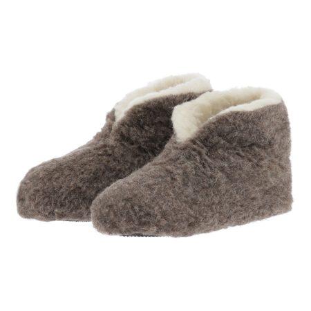 bamsefutter 100% uld uld hjemmesko