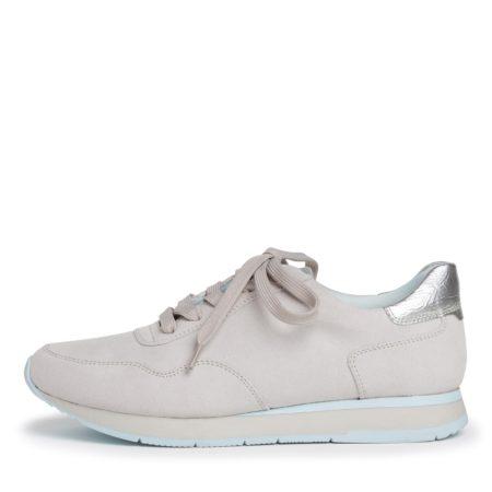 tamaris sneakers dame sko 23615-24 nyhed grå grey nord sko