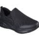Skechers Arch Fit Banlin Mens black sort 232043 hyttesko nord sko