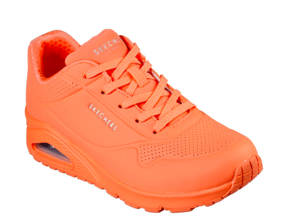 Womens Uno Orange