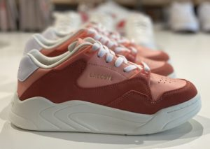 Lacoste Sneakers coral Court Slam 120