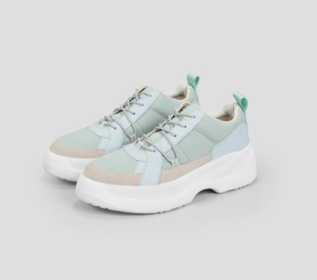 Vagabond Indicator sneakers dusty mint multi 4926 102 83 dame