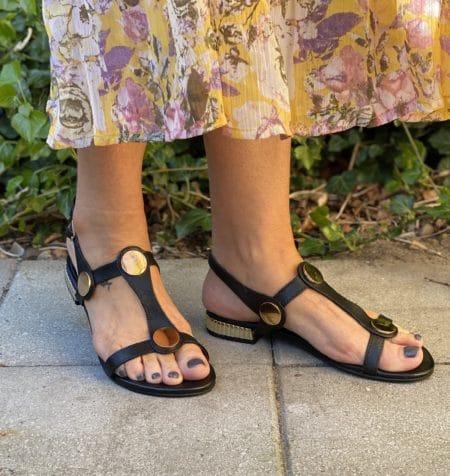 Copenhagen Shoes New Eliza - Nordsko.dk CS2068 Black Preview af metabeskrivelse: