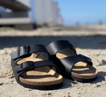 rohde herre bio sandal sort