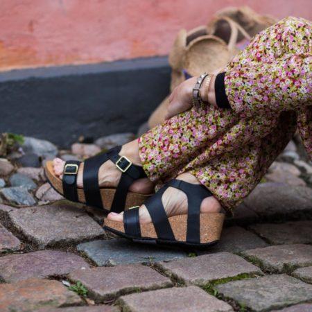 Copenhagen shoes my høj plateau sandal