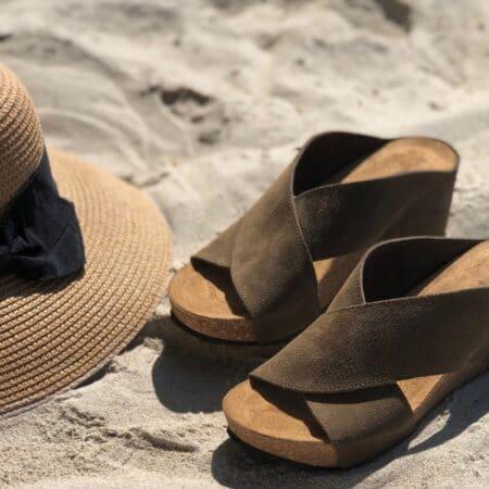 copenhagen shoes sandal dame antilope strand blokhus nord sko
