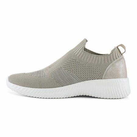 slip in sneakers beige rugged gear