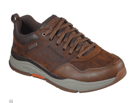 Skechers Relaxed Fit Benago - Hombre Waterproof herre sko sneakers nord sko