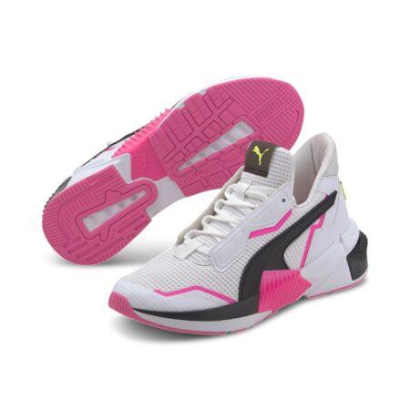 Puma Provoke XT Wns Dame white 193784 hvid pink sneakers blokhus hune strand nord sko