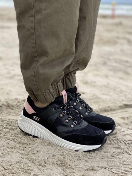 SKECHERS BOBS Sparrow 2.0 City Hike sneakers 117051 nord sko blokhus hune strand