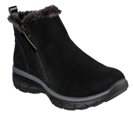 Skechers Relaxed Fit Easy Going 167108 vinterstøvle støvle dame nord sko blokhus hune blokhus strand