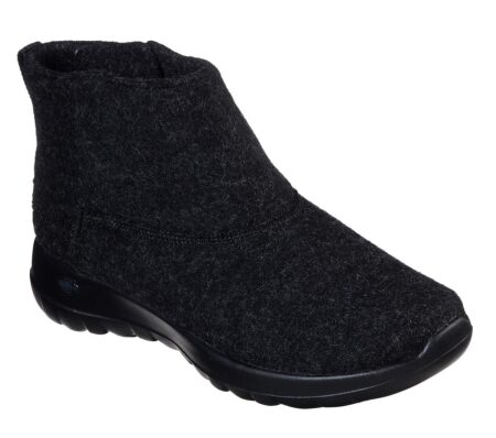 Skechers WOMENS wash a wool uldstøvle