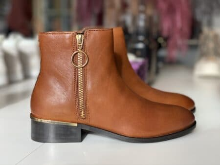 Copenhagen shoes fever leather cognac