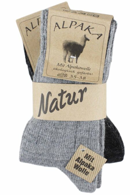 Alpaka uldsokker uld og alpaka tynde uldsokker rikke gellert grå uldsokker brune uldsokker nord sko blokhus