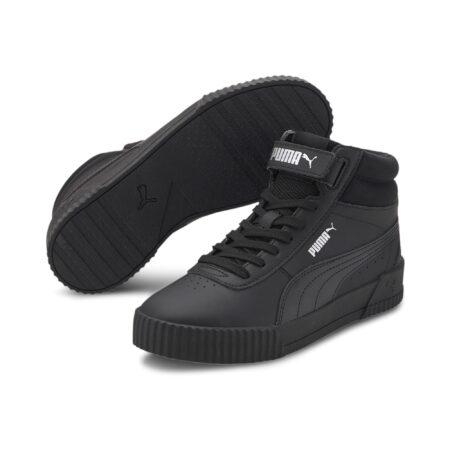 puma carina sort støvle