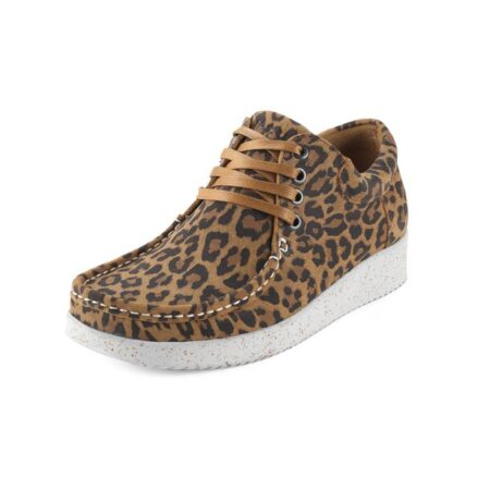 nature shoes anna ruskind leopard