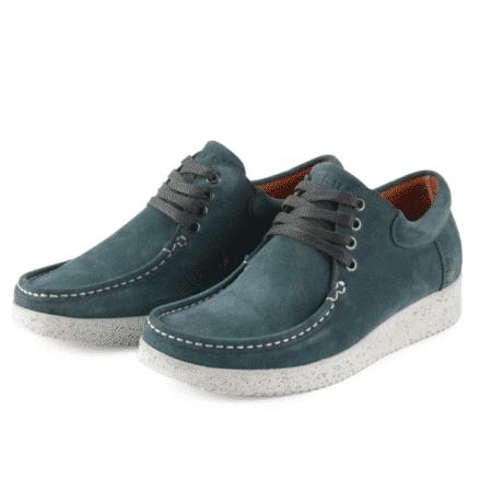 anna suede flint nature shoes