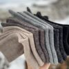 Alpaka sokker alpaca sokker uld sokker