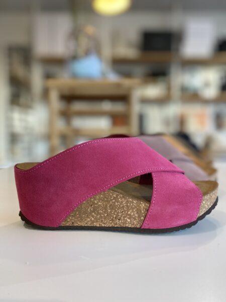copenhagen shoes frances pink