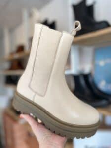 copenhagen shoes going råhvid lys beige