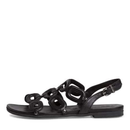 tamarisk råhvid sandal iver 1-28147-26-sort