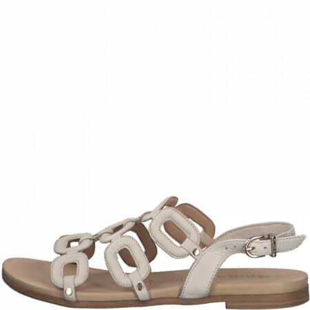 tamarisk råhvid sandal iver 1-28147-26-418