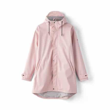 H20 regnfrakke livø lyserød