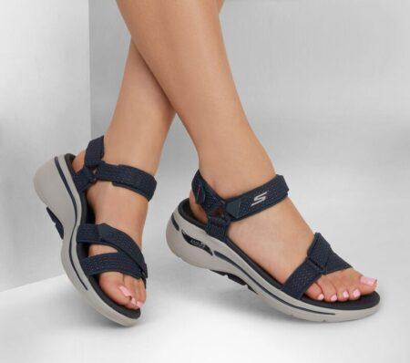 Skechers GOwalk Arch Fit - Cruise Around sandal med svangstøtte