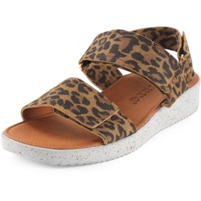 Nature Karen Sandal leopard 1009-030