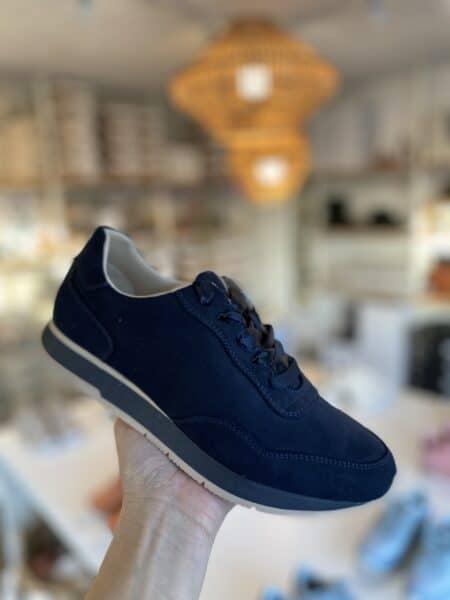 tamaris navy sneakers
