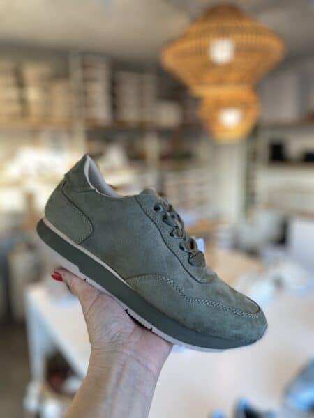 tamaris grøn sneakers