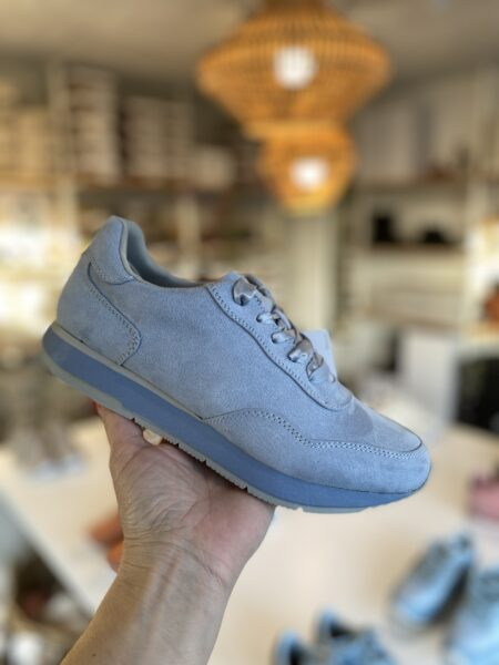 Tamaris Sneakers lysblå