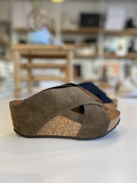 Copenhagen shoes frances tobacco brown