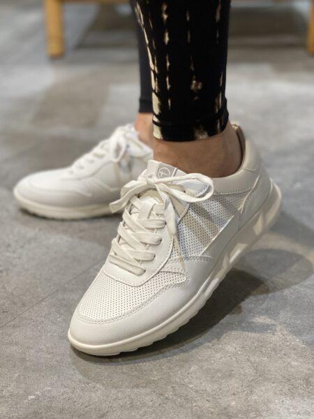hvid tamaris sneakers billig