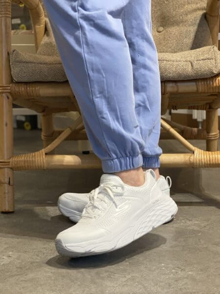 Skechers Mac Cushioning Elite White