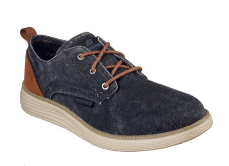 Skechers blå sneakers nord sko