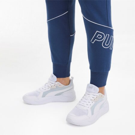 Puma X-Ray white-gray-violet