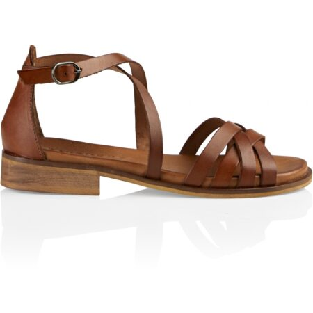 Pavement Cala Sandal Tan
