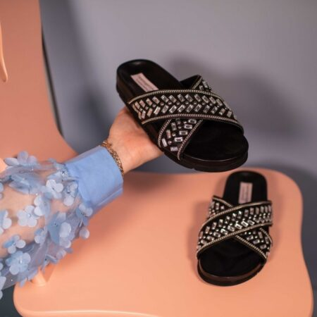 Copenhagen Shoes New Caitlin Sort cvjv3020