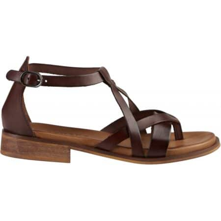 Pavement Cala Sandal Brown