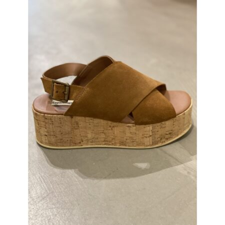 Copenhagen Shoes Sea Plain Cognac cs5376