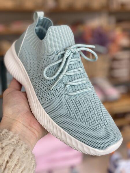 rugged gear mint sneakers